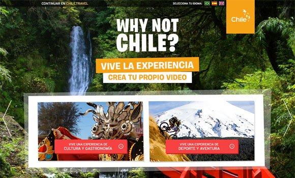 Official Portal of Chile for Tourist: Chile Travel