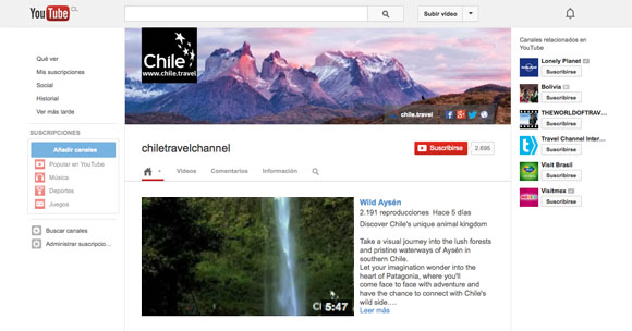 The Best videos about Chile