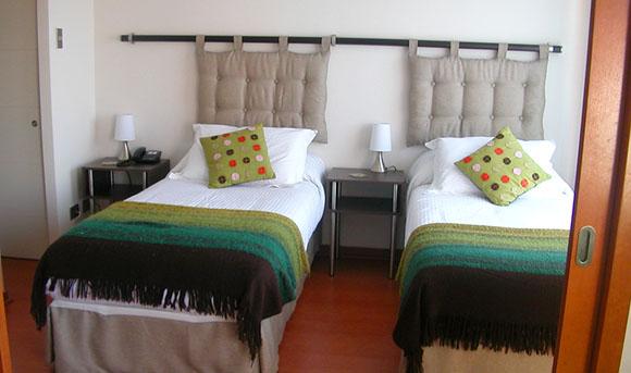 Opciones de Alojamiento en Tandem Santiago®