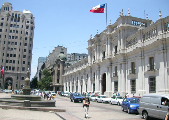 Central Chile