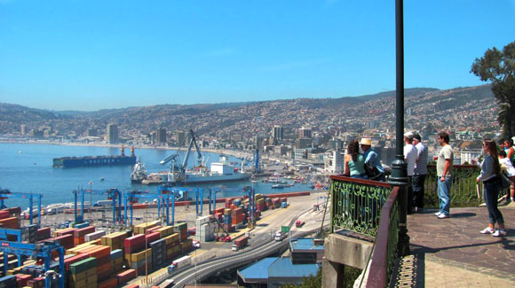 Valparaíso and Viña del Mar